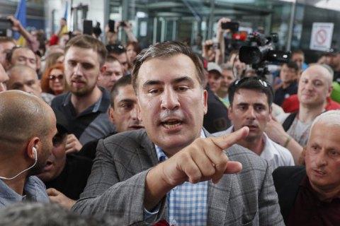 Саакашвілі заявив, що буде працювати в Нацраді реформ