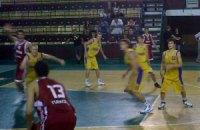 Чемпіонат Європи U-18. Україна поступається Греції