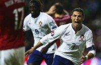 Отбор на Евро-2016: Роналду подарил Португалии победу