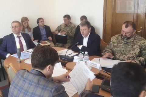 Пашинський пригрозив ЗМІ кримінальною відповідальністю за фейки про сферу нацбезпеки