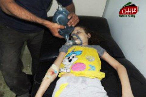 Сирійська армія застосувала хімзброю в Алеппо, - ЗМІ