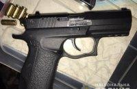 Поліція затримала в Броварах чоловіка, який стріляв у жінку заради пограбування