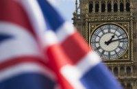 Британський парламент запропонував перенести дату виходу країни з ЄС