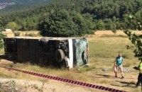 ДТП з українцями у Туреччині: у лікарнях залишаються четверо постраждалих
