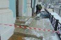 Полиция задержала мужчину, который пытался поджечь Андреевскую церковь в Киеве