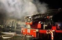 В Донецкой области произошел пожар в частном доме, двое погибших