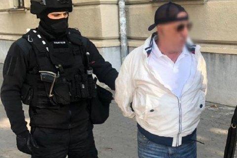 """У Полтавській області затримано розшукуваного Інтерполом мафіозі """"Самвела Донецького"""""""