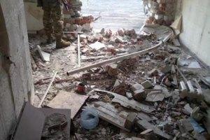 В Песках боевики продолжают обстрелы из запрещенного оружия, есть потери