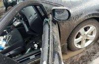 Киевские патрульные снова открыли огонь для остановки автомобиля