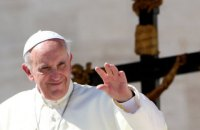 """Папа Франциск скасував """"папську таємницю"""" для священників-ґвалтівників"""