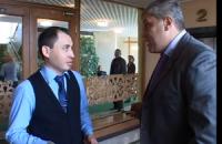 Крымский регионал обматерил журналиста