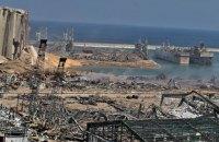 Влада Лівану повідомила про арешт 16 осіб через вибух у Бейруті