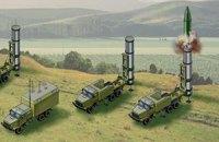 """Украина отказалась от ракетного комплекса """"Сапсан"""""""