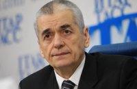 У Онищенко возникли претензии к белорусскому молоку