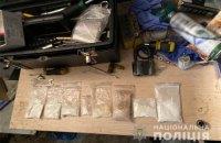 Поліція затримала у Києві 20-річного наркодилера з кокаїном на 400 тис. грн