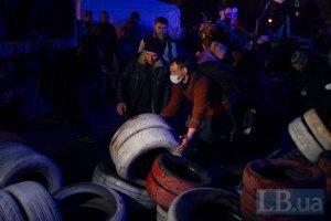 У Єнакієвому сепаратисти захопили прокуратуру, міліцію і міськраду