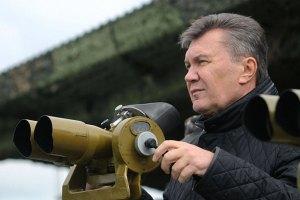 Военные уверены, что Янукович рыбу не убивал
