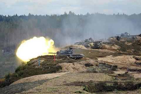 Росія готова до військової інтервенції в Білорусі, - Міноборони Естонії