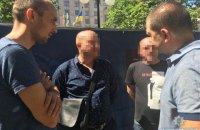 Возле фан-зоны на Крещатике у испанки отобрали кошелек с билетами на финал ЛЧ