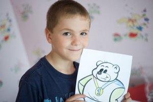 Будущий художник Ярослав мечтает о семье