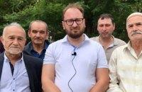 В окупованому Криму затримали колишнього члена Меджлісу Ельдара Менсітова (оновлено)