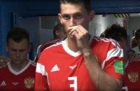 Игроки сборной России вдыхали аммиак во время ЧМ-2018, что сродни допингу, - Bild (обновлено)