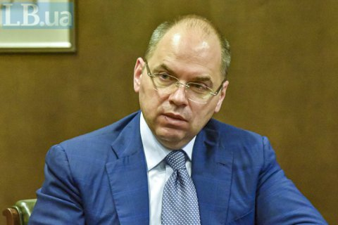 Степанов закликав українців із будь-якими симптомами ГРВІ звертатися за тестами на ковід