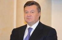 Янукович заговорил на английском во время выступления на жеребьевке