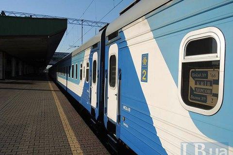 Поїзд Мукачево - Кошице (Словаччина) почне курсувати у червні