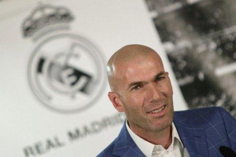 """""""Реал"""" зробив прощальне відео з яскравими моментами Зідана в команді"""