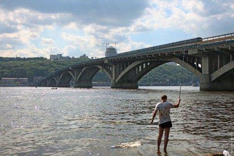 Київ планує почати капремонт моста Метро у 2019 році