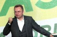 """Садовий заявив про можливе об'єднання """"Самопомочі"""" з іншими політсилами на вибори Ради"""