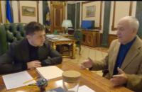 Режисерові Ляшенку повернули захоплену квартиру після втручання Зеленського
