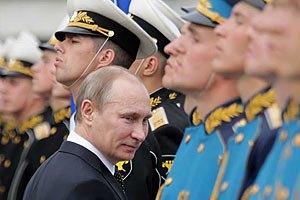 Путин готов согласовывать с Украиной передвижение ЧФ РФ