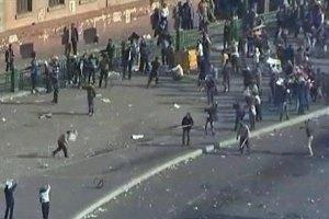 В Каире беспорядки: 600 пострадавших