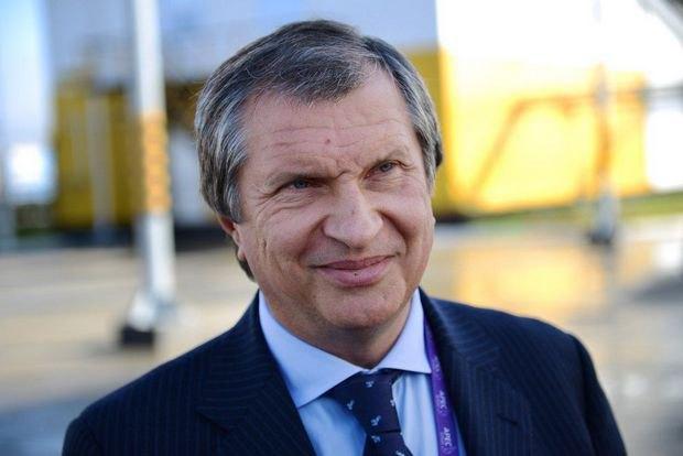 Один из пострадавших от санкций столпов российского режима - Игорь Сечин, владелец Роснефти