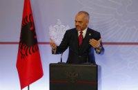 В столице Албании прогремели два взрыва