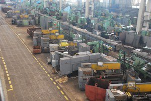 Промислове спадання сповільнилося до 13,4%