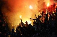 Харьковский стадион Металлист закроют для хулиганов