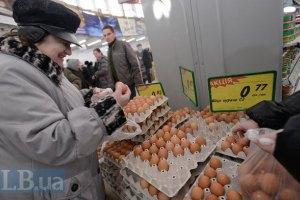 Антимонопольний комітет взявся за ціни на яйця