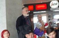 Табачник вернулся в Израиль