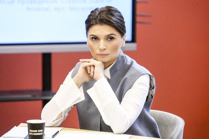 Директор Української енергетичної асоціаціїЮлія Підкоморна