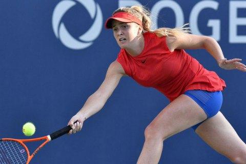 Свитолина вышла в четвертьфинал крупного турнира в Брисбене