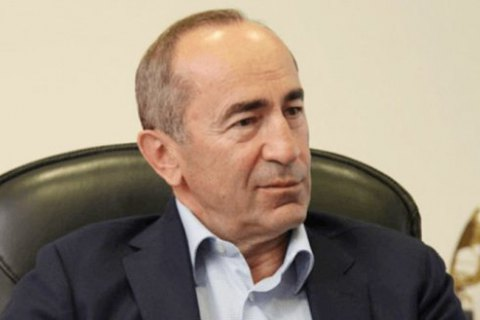 Экс-президент Армении Кочарян вышел на свободу после пятимесячного ареста