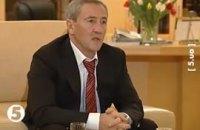 Интервью с Черновецким предварительно утвердила Банковая