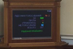 Рада впустила в Украину полицейские миссии Австралии и Нидерландов