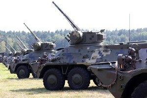 Армія отримає тисячу одиниць озброєння до кінця року
