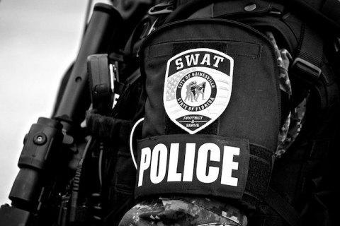 НАБУ проведе навчання з американським SWAT