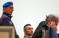 Італійський суд винесе вирок нацгвардійцю Марківу 12 липня, йому загрожує 17 років позбавлення волі