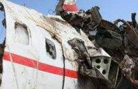 Літак Качинського могли підірвати зсередини